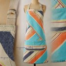 Anthropologie Beachcomber Apron Outdoor Picnic Heavy Sturdy Cotton Gr8 Gift