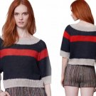 $228 Anthropologie Bumbubali Pullover Small 2 4 Sweater $228 Striped by Jen Kao