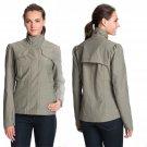 Helly Hansen Women's Odin Urban Jacket Medium 6 8 Light Moss Green  Waterproof