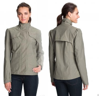 Helly Hansen Women's Odin Urban Jacket Medium 6 8 Light Moss Green  Waterproof