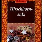 Ostmann X-Mas Spices - Hirschhornsalz -  Ammonium Carbonate - Made in Germany