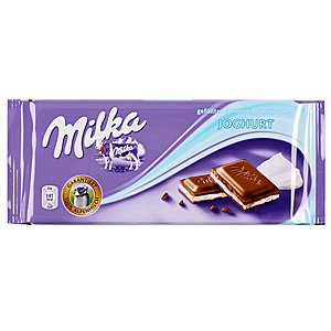 MILKA Chocolate Bar 100g - MILKA JOGHURT - FRESH from Germany
