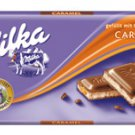 MILKA Chocolate Bar 100g - MILKA CARAMEL - FRESH from Germany