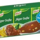Knorr® Sauce - Knorr®  Jäger Soße / Hunter Sauce - 3 x250 ml - FRESH from Germany