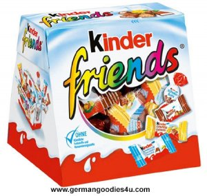 Ferrero Kinder Friends Mix Bueno, Country Bons - 200g - FRESH from Germany