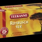 Teekanne Rotbuschtee   Rooibos Tea - 20 tea bags - FRESH from Germany