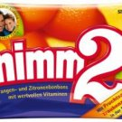 Storck  Nimm 2 - Hard Candy / Fruit Candy - Orange and lemon flavor - - FRESH from Germany
