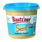 Bautzner Senf mittelscharf - Medium Hot Mustard - 200 g - FRESH from Germany