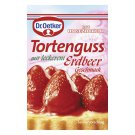 Dr. Oetker Tortenguss rot - red cake glaze - 3 sachets - FRESH from Germany