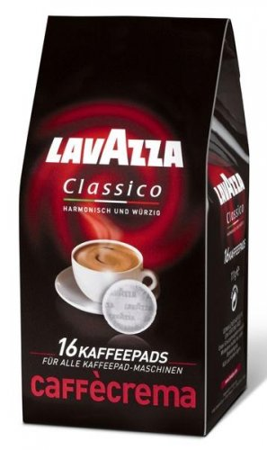 LAVAZZA Coffee Pads  - CLASSICO - for SENSEO®  - Original from Germany