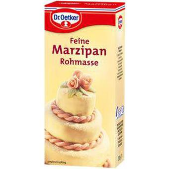 Dr. Oetker - Marzipan / Almond Paste - 200g - FRESH from Germany