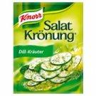 Knorr Salat Krönung - Dill Kräuter - Fresh from Germany
