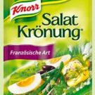 Knorr Salat Krönung - Französische Art - Fresh from Germany