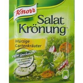 Knorr Salat Krönung - Würzige Gartenkräuter - Fresh from Germany
