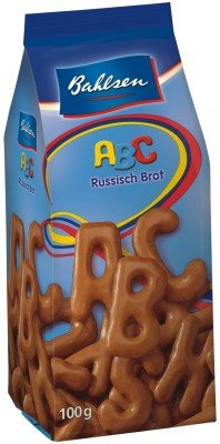 Bahlsen  Russisch  Brot - Fresh from Germany