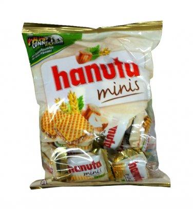 Ferrero Hanuta Minis - Crispy waffles - 200 g - FRESH from Germany