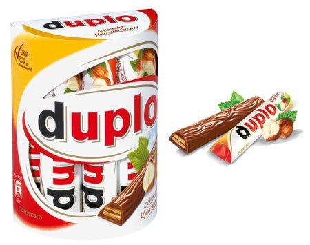 Ferrero Duplo -  FRESH from Germany