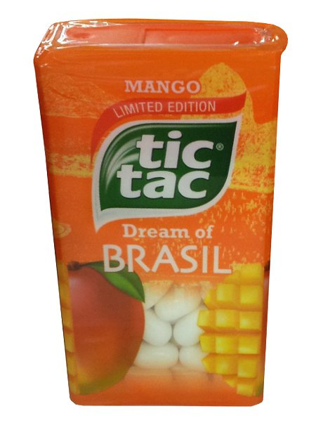 Tic Tac® - Tictac -  Mango - Dream of Brasil - FRESH from Germany