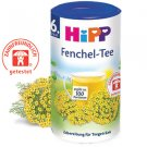 HIPP Fencheltee - Fennel Tea 200g - FRESH from Germany
