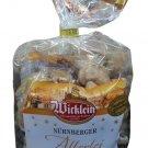 Wicklein Nürnberger Allerlei / Brown Gingerbread Cookies - 300 gr - FRESH from Germany