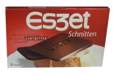 Sarotti Eszet Schnitten - Zartbitter - FRESH from Germany