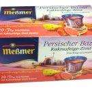 Meßmer Persischer Bazar - Kaktusfeige-Zimt - 20 tea bags - FRESH from Germany