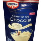 Dr. Oetker Premium Creme de Chocolat - Weisse / White  - Dessert - FRESH from Germany
