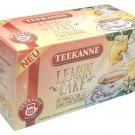 Teekanne Lemon Cake - 18 tea bags - FRESH from Germany