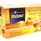 Meßmer Wintertraum - X-mas Tea - 20 tea bags - FRESH from Germany