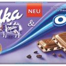 MILKA Chocolate Bar 300g - MILKA + OREO- FRESH from Germany