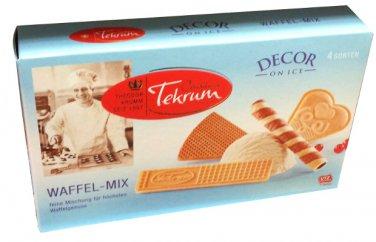 Tekrum - Waffel-Mix - Waffel Mix - Ice Cream - Fresh from Germany