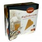 Stenger Waffelherzen - Waffle Hearts  - 120 pc. - Ice Cream - Fresh from Germany