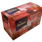 Meßmer Holunder-Kirsche - 20 tea bags - FRESH from Germany