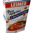 Leimer Bon Appetit Croutons – ungewürzt - 100 g  - from Germany- FRESH from Germany