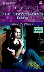 The Bodyguard's Baby (The Colby Agency: Top Secret Babies, Book 2)