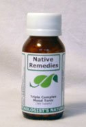Triple Complex Mood Tonic (360 tablets) - Natural remedy to Optimize the Nervous System