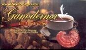 Ganoderma 2 in 1 (black coffee) box of 20