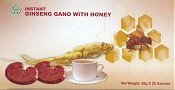 Ginseng Gano with Honey� Sugar Free Caffeine Free (20 ct)