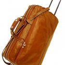 Floto Milano Trolley Small in Vecchio Brown