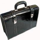 Floto Trastevere Briefcase in Black