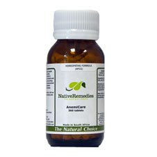 AnemiCare Homeopathic remedy temporarily increases iron absorption to avoid iron deficiency