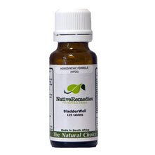 BladderWell Homeopathic remedy temporarily relieves burning sensations, frequent urination