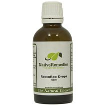 RectoRex Drops Promote strength & circulation of veins and hemorroid relief