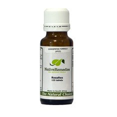 RosaRex Homeopathic remedy temporarily reduces facial redness and Rosacea