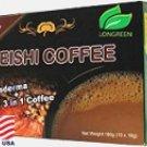 NEW! Reishi 4-IN-1™ LOW CAFFEINE (Made In USA)  Cream & Sugar Already Added