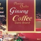 Ginseng 4-IN-1 Coffee (Made In USA) Box of 10