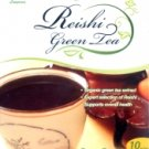 Reishi Green Tea (Made In USA) Box of 10