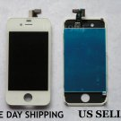 iPhone 4 CDMA Replacement Display Assembly Digitizer LCD Screen White