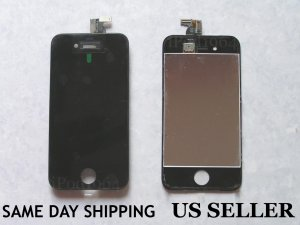 iPhone 4 CDMA Replacement Display Assembly Digitizer LCD Screen Black