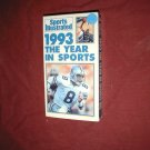 1993 The Year In Sports - Sports Illustrated VHS